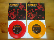 "HANDS TIED - THROUGH THE... 7"" SETSALE MOUTHPIECE YOUTH OF TODAY STRAIGHT EDGE"