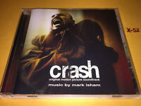 CRASH soundtrack CD score MARK ISHAM bird york stereophonics michael pena