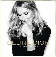 CD de musique pop rock Celine Dion sans compilation