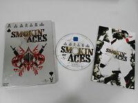 Smokin Aces DVD Steelbook English Deutsch - German Edition + Extras + Comic - Am