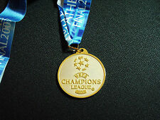 Liverpool V AC Milan champions League Médaille avec ruban 2007