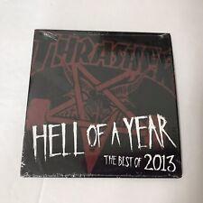 "Thrasher Skateboarding Magazine ""Hell of a Year"" 2013 Skateboard Dvd"