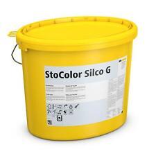 StoColor Silco G-15L-weiß-außen-Silikonharzfarbe-Fassade-Silicon