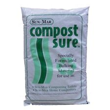 Waterless Toilet Compost Starter Sun-Mar Sure Composting Composter Natural Green