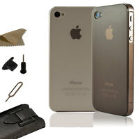 iPhone 5/5S 4/4S 5C Slim Case Cover Handy Tasche Schutz Hülle Etui Bumper
