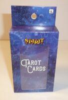 Spirit Halloween Novelty Tarot Card Deck Standard 78-Cards Major Minor Arcana
