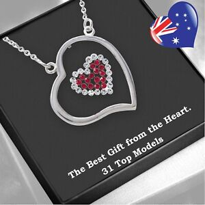 Necklace Pendants Best Gift For Her, Wife, Girl S925 Sterling Silver Top Classic