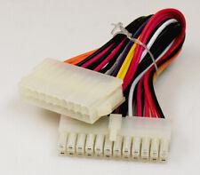 ATX Power Adapter Stecker Kabel von 20-pin auf 24-pol Mainboardanschluss VKF NEU