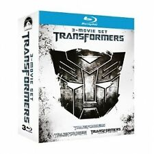 Transformers 1-3 Box Set Blu-Ray