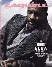 Esquire magazine Idris Elba Karl Glusman Jack Sock Barkley Marathon Fashion