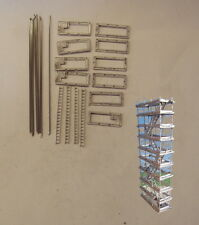 P&D Marsh N Scale N Gauge M22 Stair-type access tower (height up to 72mm) kit