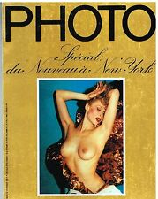 A1- Photo N°125 Special Du Nouveau a New York,Stephen Shore Ralph Gibson