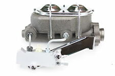 Cast iron master cylinder & chrome lid will fit 1964-66 Ford Mustang M_BB2