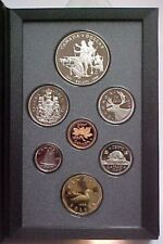 1990 Canada Double Dollar Proof Set
