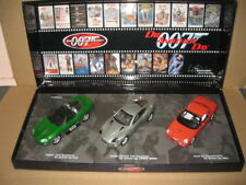1/43 MINICHAMPS JAMES BOND COLLECTION DIE ANOTHER DAY SET 007 LIMITED EDITION
