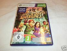 Kinect Adventures (XBOX 360) PAL-Version, ungespielt & NEU