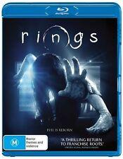 Rings (Blu-ray, 2017)