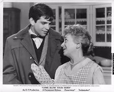 "Tony Bill, Molly Picon ""Come Blow Your Horn"" vintage movie still"