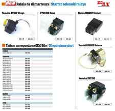 Relais de démarreur Tourmax SSR-502 KTM 450/690 Rally Factory Replica