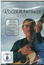 Roger Whittaker Live - DVD NEU in Folie (1117)