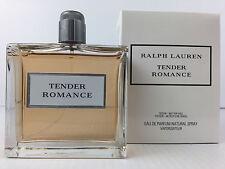 TENDER ROMANCE RALPH LAUREN EDP 3.4 OZ /100 ML FOR WOMEN NEW TESTR BOX