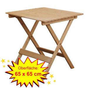 Klapptisch Balkontisch Terrassetisch Gartentisch Holztisch Tisch Gartenmöbel