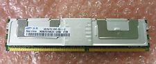Samsung m395t5750e24-ce65 2 Go pc2-5300f 2rx4 tamponnée ecc mémoire ram