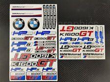K1600GT motorcycle HP6 decal sticker set 41 quality stickers bmw k1600 GT gtl
