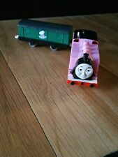 Thomas & Friends Trackmaster Train Rosie and Mr. Jolly's chocolate factory Car