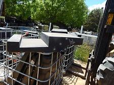 "RV Holding Tank, 42""X25""X9"", Side Drain, 22 Gal Black/Gray Water, New, #7"