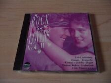 CD Rock for Lovers Vol 2: Clowns + Helden Thomas Anders Avalanche Udo Lindenberg