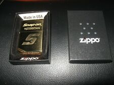More details for ** 2021 snap-on tools professional technician brass zippo lighter bnib **