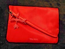 Vera Wang Lovestruck Make-Up Bag Clutch Purse with Zipper & Snap