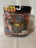 Star Wars Revenge of The Sith Crab Droid Figure DF09 w/ Missile Launcher