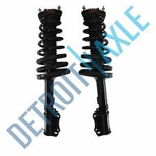 NEW Complete (2) Rear Quick Struts w/Coil Springs for Toyota Camry Avalon Solara