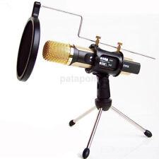 Black Shock Mount Shotgun Microphone Suspension Bracket for Diaphragm New US