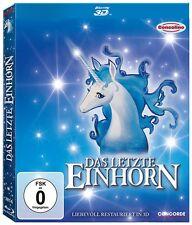 Das letzte Einhorn 3D / Blu-ray 3D # BLU-RAY-NEU
