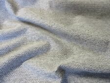 QUALITY UPHOLSTERY FABRIC IN A STONE GREY SOFT CHENILLE.