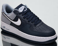 Nike Air Force 1 '07 LV8 1 Men's New Obsidian Lifestyle Sneakers AO2439-400