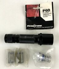 SureFire 6P-BK Flashlight with extra original P60 bulb