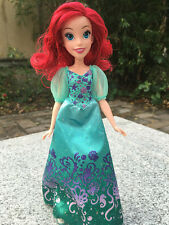 """Disney Princess Royal Shimmer 10"""" Action Figure Ariel Doll Toy New Loose"""