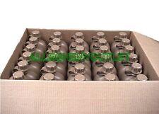 Case of 60 US Military 1 Quart HARD PLASTIC CANTEENS 1QT COYOTE BPA FREE NEW