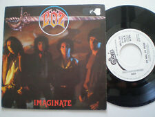 COZ Imaginate SPAIN PROM0 45 1980 NM Movida Madrileña