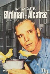 Birdman of Alcatraz (1962) - Burt Lancaster & Karl Malden (Region All)