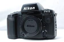 Nikon F90X / N90S 35mm SLR Film Camera w/MF-26 SN2508382  **Excellent+**