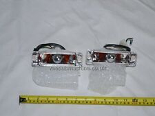 CRYSTAL INDICATORS JOM NEW FOR VW MK1 MK2 SMALL BUMPER GOLF & JETTA  POLO 75>90
