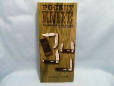 Pocket Knife Traders Price Guide - Volume 3 - 1997 - Jim Parker Collector Book
