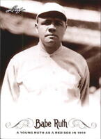 2016 Leaf Babe Ruth Collection Baseball Card Pick
