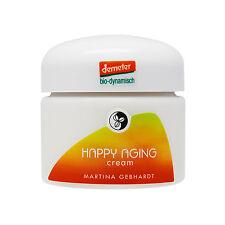 Martina Gebhardt Happy Aging Cream 1.8oz,50ml Nurture Protect Revivify NEW#17554