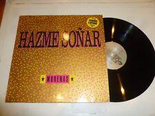 "HAZME SONAR - Morenas - West German 4-track 12"" Vinyl Single"